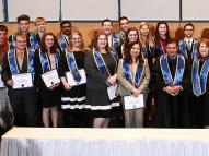 YSU Beta Gamma Sigma Induction
