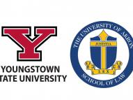 Youngstown State University and the University of Akron School of Law