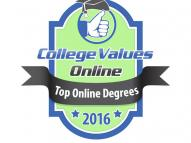 College Values Online Badge