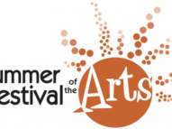 Summer Festivel of the Arts logo