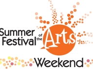 Summer Festival of the Arts logo