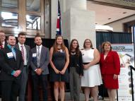 2017 Ohio Export Internship Program participants