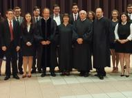 2017-18 Moot Court Team