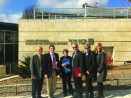 Exploring educational and business opportunities in Israel