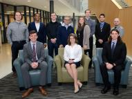 Students selected to participate in Ohio Export Internship Program
