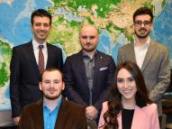 2018 NASBITE International Student Case Competition team