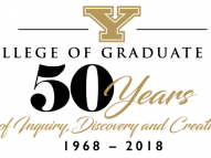 ysu college of graduate studies 50 years of inquiry discovery and creativity 1968 to 2018