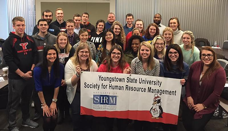 Ysu Hr Student Group Wins National Recognition Ysu