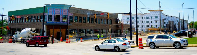 Bookstore, Edge, Wick projects near completion   YSU on