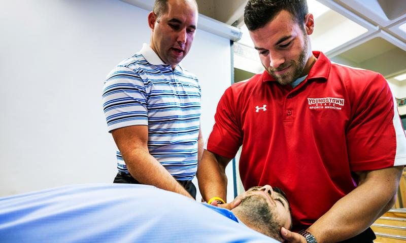 Physical Therapy - College of Health and Human Services