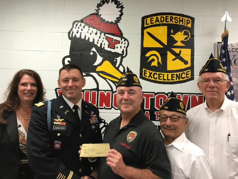 American Legion Post 737 ROTC Scholarship