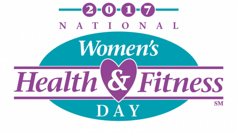 National Women's Health and Fitness Day Logo