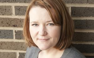 A headshot of Michelle Nelson, professor at Youngstown State University