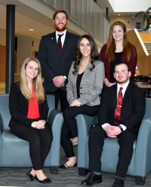 2018 Spring Semester John D. Beeghly Fellows