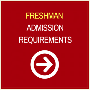 Freshman Admission Requirements