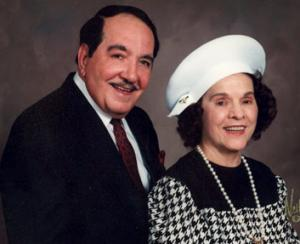 William and Alyce Cafaro