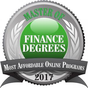 Most Affordable Online Program Badge