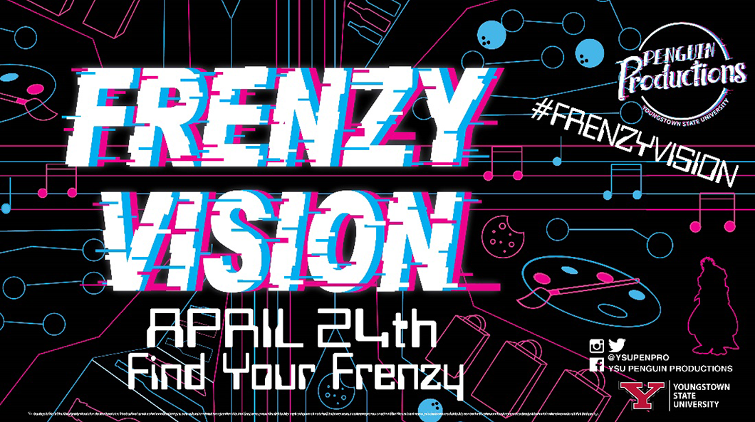 Penguin Productions Frenzy Vision banner