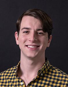 Candidate Noah Landry