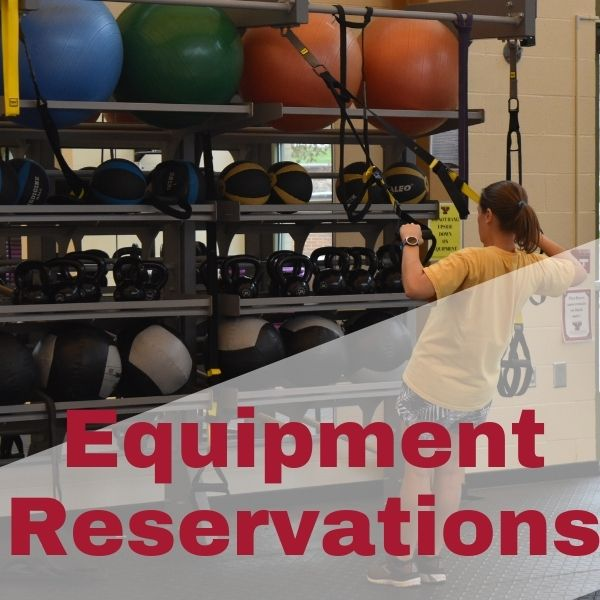 Equipment Reservations