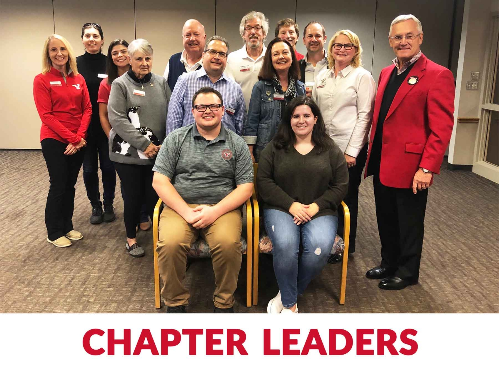 chapter Leaders