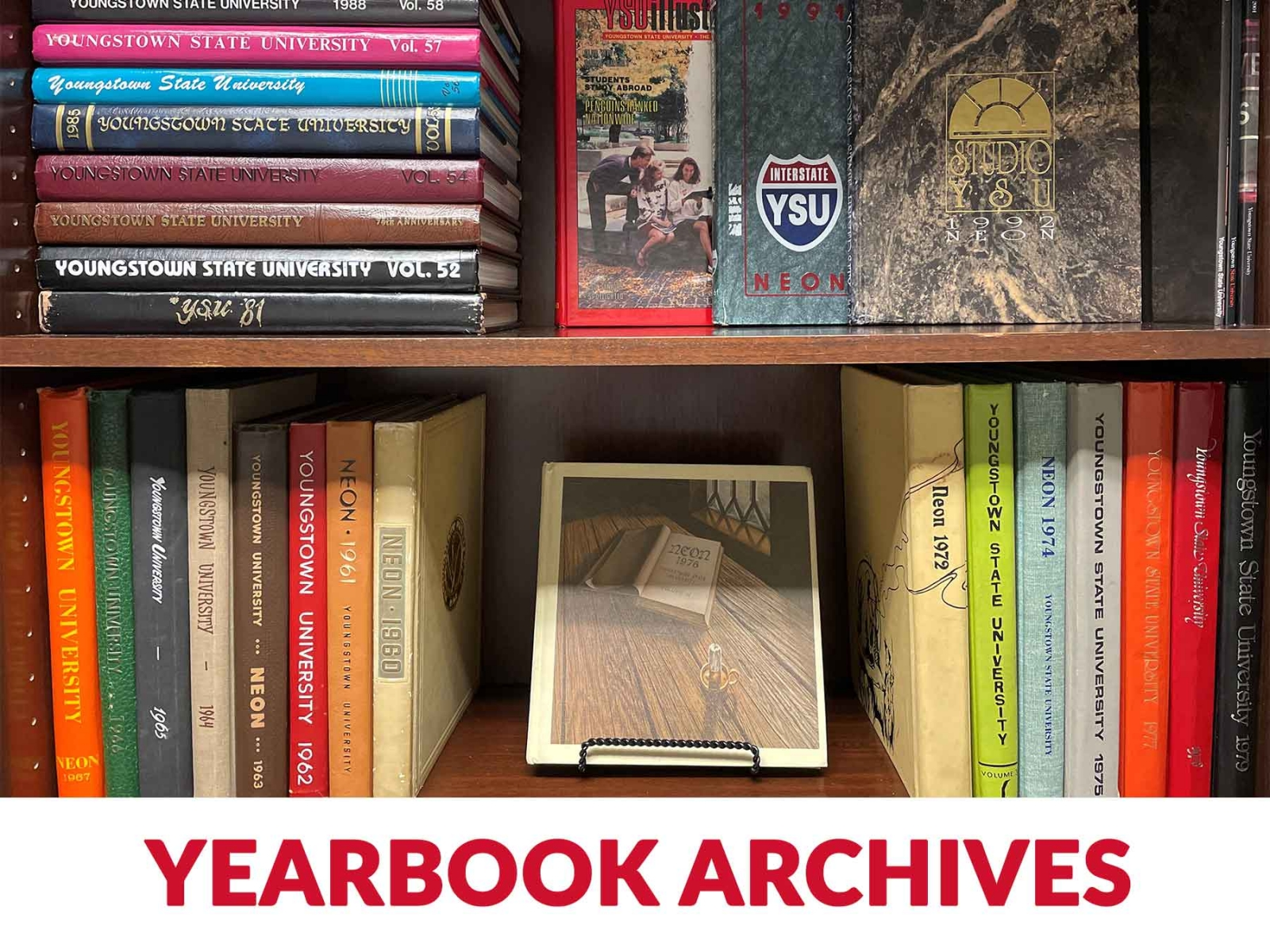 Yearbook Archives