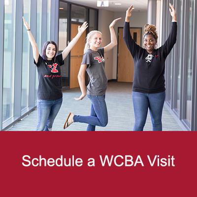 schedule a wcba visit