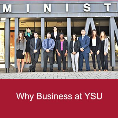 why business at ysu?